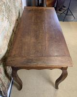 19th Century French Fruitwood Farmhouse Table (7 of 8)