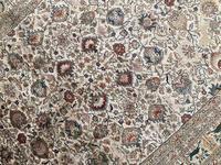 Vintage Anatolian Kayseri Silk Rug 2.22m x 1.51m (6 of 17)
