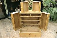 Gorgeous & Large Old Pine Chest of Drawers (7 of 7)