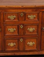 Rare Georgian Fruitwood Serving Dresser (3 of 13)