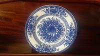 English Delftware 18th Century Pottery Plate in the Chinese taste (8 of 10)