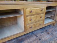 """Large Oak """"Foxman"""" Sideboard (5 of 11)"""