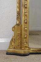 Victorian Gilt Overmantle Mirror (9 of 12)