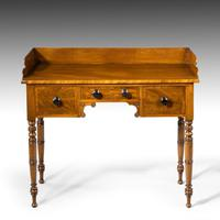 William IV Period Side or Serving Table in the Manner of Gillows (2 of 5)