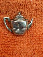 Antique Sterling Silver Hallmarked 1888 Miniature Teapot William John Pellow, Chester (8 of 8)