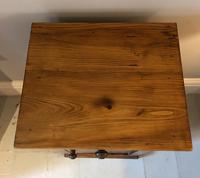 French Pine Bedside Cupboard (2 of 7)