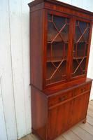 Glazed Reproduction Bookcase (4 of 6)
