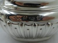 Antique Silver Batchelors Tea Set - Birmingham 1902 (10 of 13)