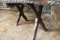 Antique French Bellows Coffee Table (7 of 7)