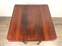 Victorian Mahogany Pembroke Table (9 of 9)