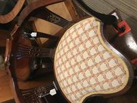 Unusual Pretty Shaped Corner Chair (7 of 11)