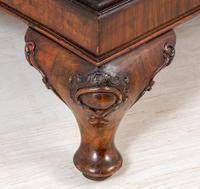Burr Walnut Serpentine Chest / Cabinet (9 of 9)