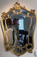 Louis XV Style Gilt Mirror (4 of 7)