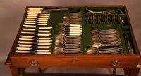 Edwardian Canteen of Cutlery (3 of 7)
