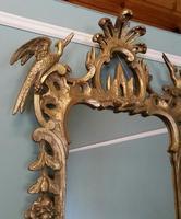 Stunning Large Gilt Pier Mirror (5 of 5)