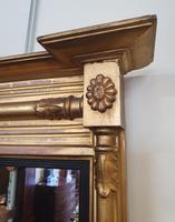 Fine Regency Period Gilt Pier Mirror (5 of 5)