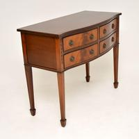 Antique Mahogany Sideboard / Server Table (2 of 11)