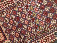 Antique Caucasian Gendje Prayer RUGS (6 of 11)