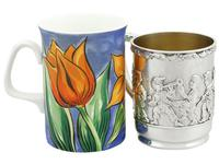 American Sterling Silver Christening Mug by Tiffany & Co - Antique 1879 (2 of 12)