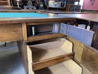Oak Jewellers Desk (6 of 9)
