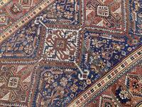 Antique Qashqai Rug (6 of 16)