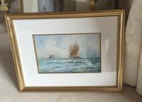 William Minshall Birchall Watercolour 'Ocean Travellers' (2 of 2)