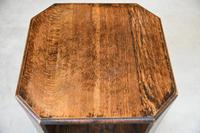 Early 20th Century Oak Coffee Table (6 of 8)