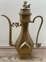 19th Century Bronze Chinese Teapot Kuang-hsu Guangxu Qing (2 of 23)