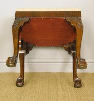 Good Quality Late Victorian Mahogany Stool (6 of 6)