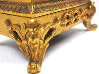 Fine Antique French 8-day Striking Mantel Clock - Sought Solid Bronze Ormolu Case (10 of 11)