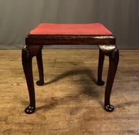 Early 18th Century Fruitwood Stool (8 of 11)