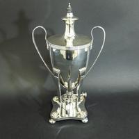 Edwardian Irish Silver Samovar (3 of 20)