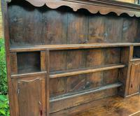 Georgian Oak Dresser c 1760 (3 of 11)