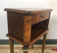 Vintage French Mahogany Cabinets Bedside Tables (2 of 14)