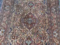 Antique Persian Ispahan Rug (7 of 11)