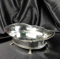 Large Edwardian Silver Centre Piece (9 of 12)