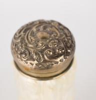1908- 1909 Birmingham Silver Topped Pot (4 of 4)