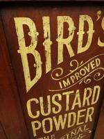 Antique Victorian Table Top Birds Custard Cabinet, Shop Display Piece (6 of 13)