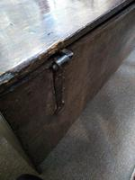 18th Century Oak Coffer (2 of 5)