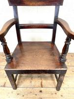 Early 19th Century Antique Armchair (3 of 7)