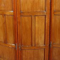 Mahogany Breakfront Hall Wardrobe (6 of 8)