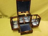 Rare Fine Quality Coromandel Jewellery – Perfumery Box c.1872 (10 of 14)