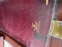 Edwardian Mahogany Metamorphic Writing Desk by Edwards & Sons (4 of 10)