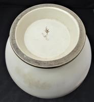 Doulton Burslem Large Eggshell Ground Vase c.1885 (9 of 11)