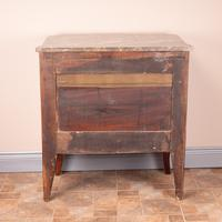 Continental 3 Drawer Commode Chest of Drawers (12 of 13)