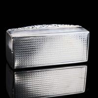 Georgian Solid Silver Snuff Box with Pheasant Scene - Thomas Shaw 1834 (13 of 28)