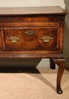 Stunning George III Oak Dresser Base (5 of 10)