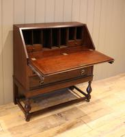 1930s Oak Bureau (3 of 10)