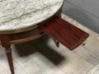 French Marble Top Coffee or Lamp Table (12 of 17)