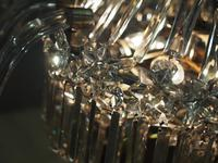 19th Century Crystal Tent & Waterfall Chandelier (3 of 18)